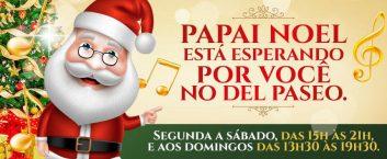 Papai Noel Del Paseo