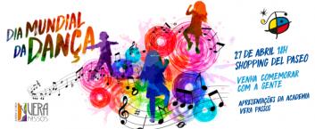 Dia Mundial da Dança – 27 de Abril