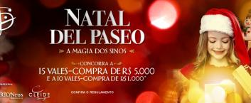 Promoção – Natal Del Paseo