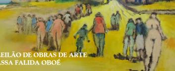 X Leilão de Obras de Arte Massa Falida Oboé