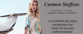 Promoção Carmen Steffens e Prime Car Del Paseo