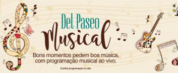 Del Paseo Musical – Julho
