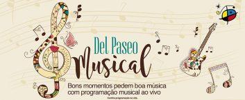 Del Paseo Musical – Agosto