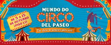 Mundo do Circo Del Paseo