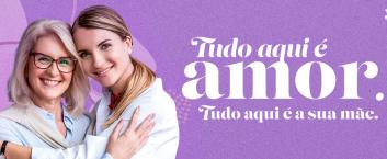 Dia das Mães Del Paseo • Tudo aqui é Amor. Tudo aqui é a sua Mãe.